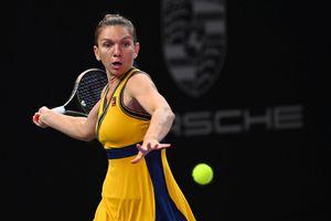 Simona Halep, victorie clară la Transylvania Open » Urmează un duel 100% românesc