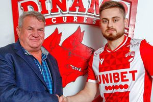Oficial! Rednic l-a adus la Dinamo pe fostul fotbalist de la FCSB, cotat acum la 700.000 de euro