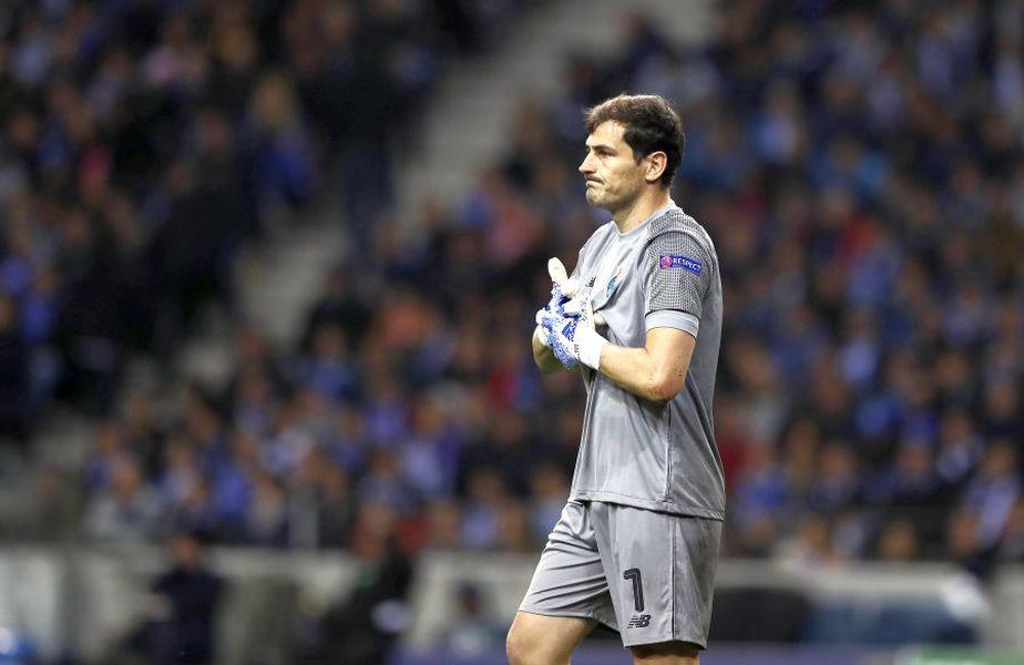Iker Casillas foto: Imago