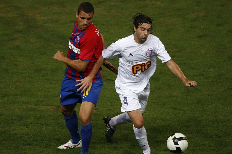 Eliaz Bazzi, în perioada FC Argeș