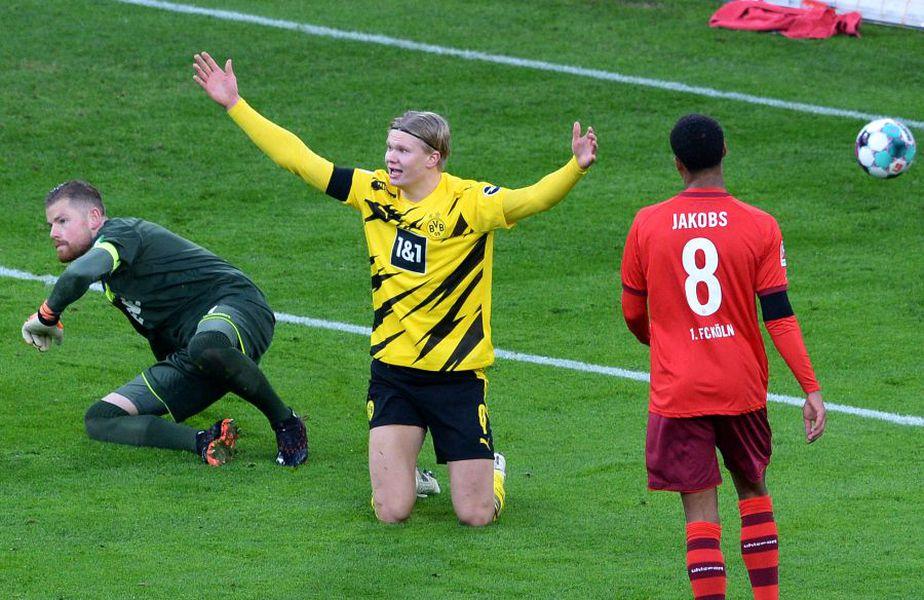 Borussia Dortmund - FC Koln 1-2. foto: Guliver/Getty Images