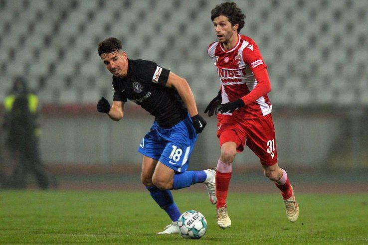 Dinamo - Viitorul. Sursă foto: Cristi Preda (fotoreporter GSP)