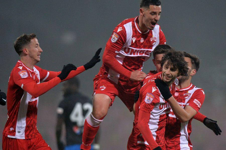 Dinamo - Viitorul (Cupa României)