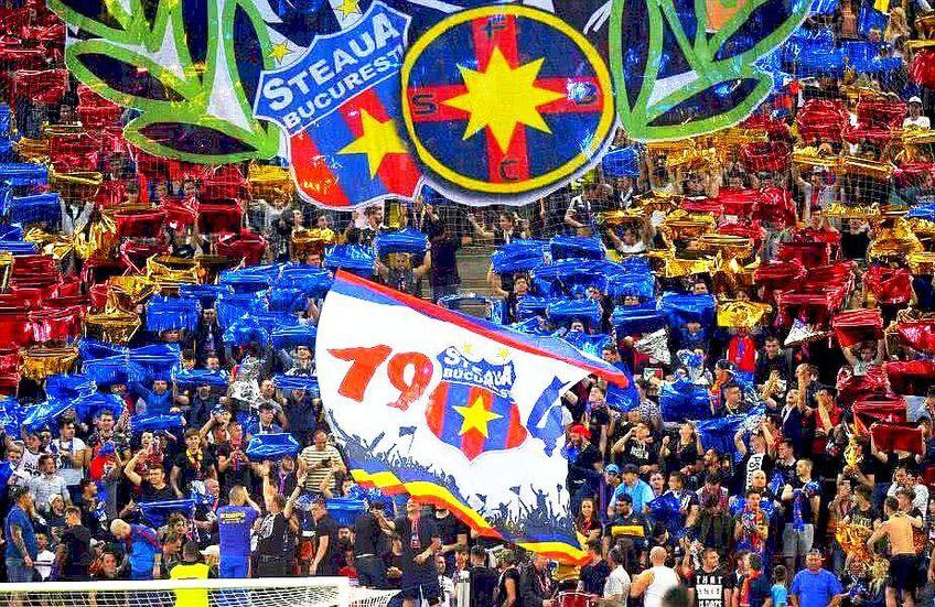 FCSB este între primele 30 de echipe în topul realizat de UEFA