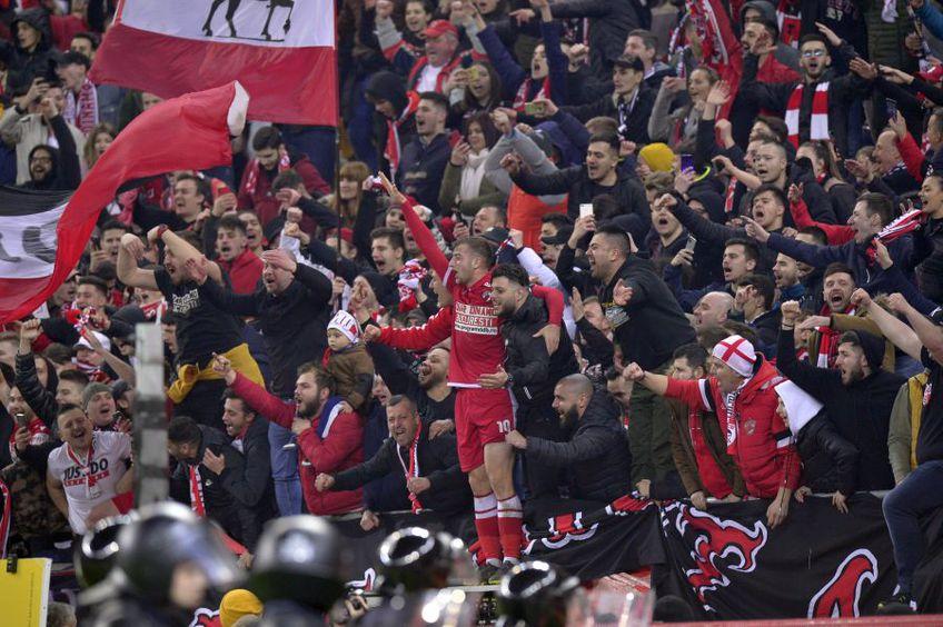 Carol-Eduard Novak și-ar dori revenirea cât mai rapidă a suporterilor pe stadioanele din România