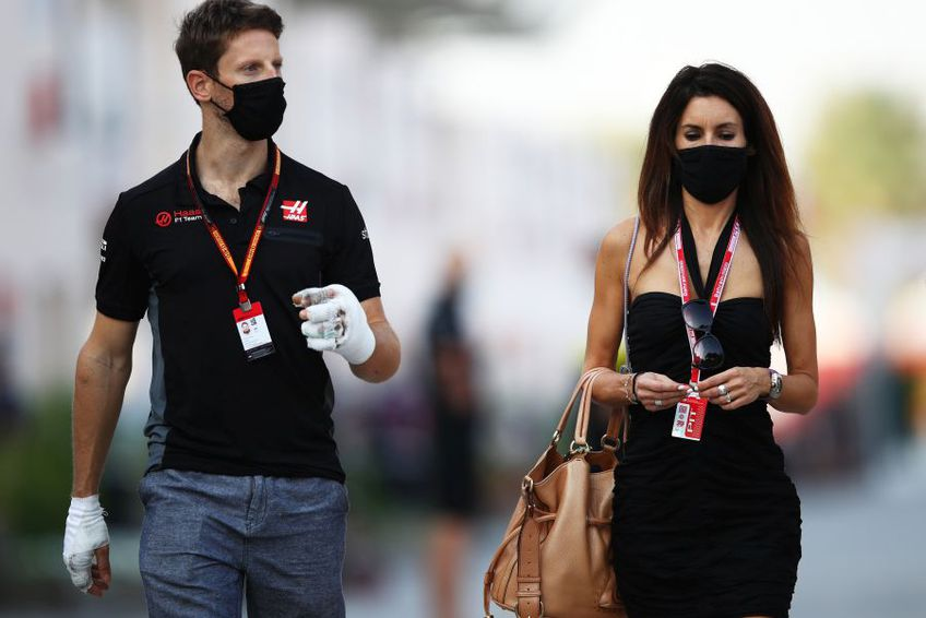 Romain Grosjean. foto: Guliver/Getty Images