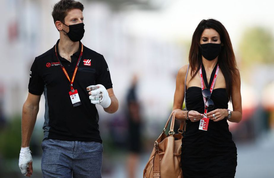Romain Grosjean. foto: Guliver/Getty Images
