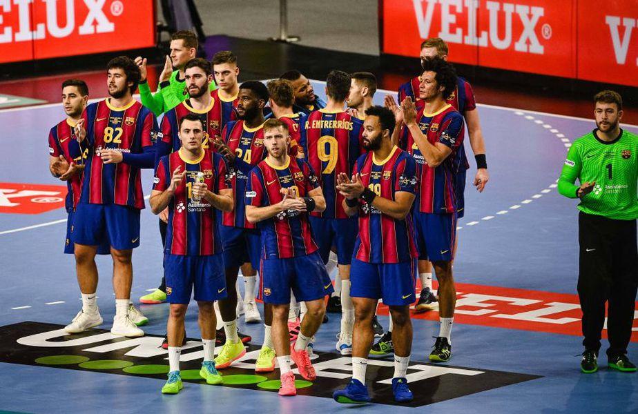 Barca e echipa momentului în handbal FOTO IMAGO