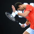 Novak Djokovic, la Adelaide / FOTO: Guliver/GettyImages