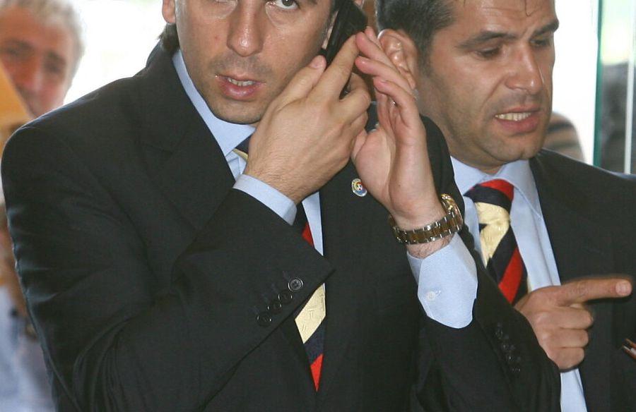 Cristi Iancu, împreună cu Ionuț Lupescu