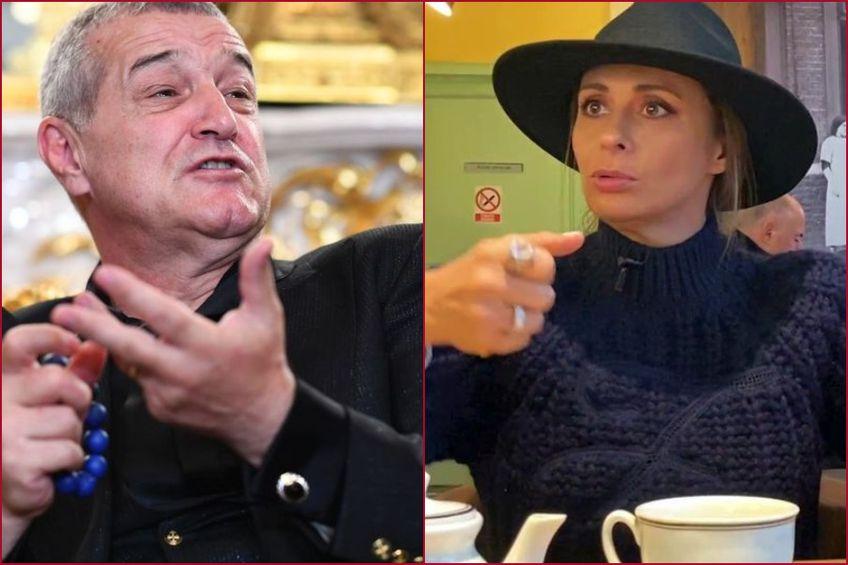 Scandalul dintre Gigi Becali, patronul FCSB, și Anamaria Prodan, impresar, continuă în spațiul public. S-a ajuns la amenințări și jigniri.