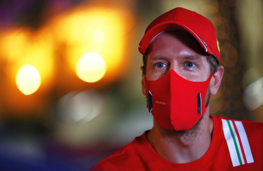 Sebastian Vettel // Foto: Getty Images