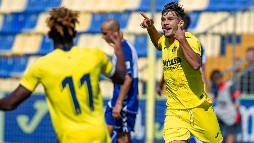 Villarreal l-a readus pe Andrei Florin Rațiu