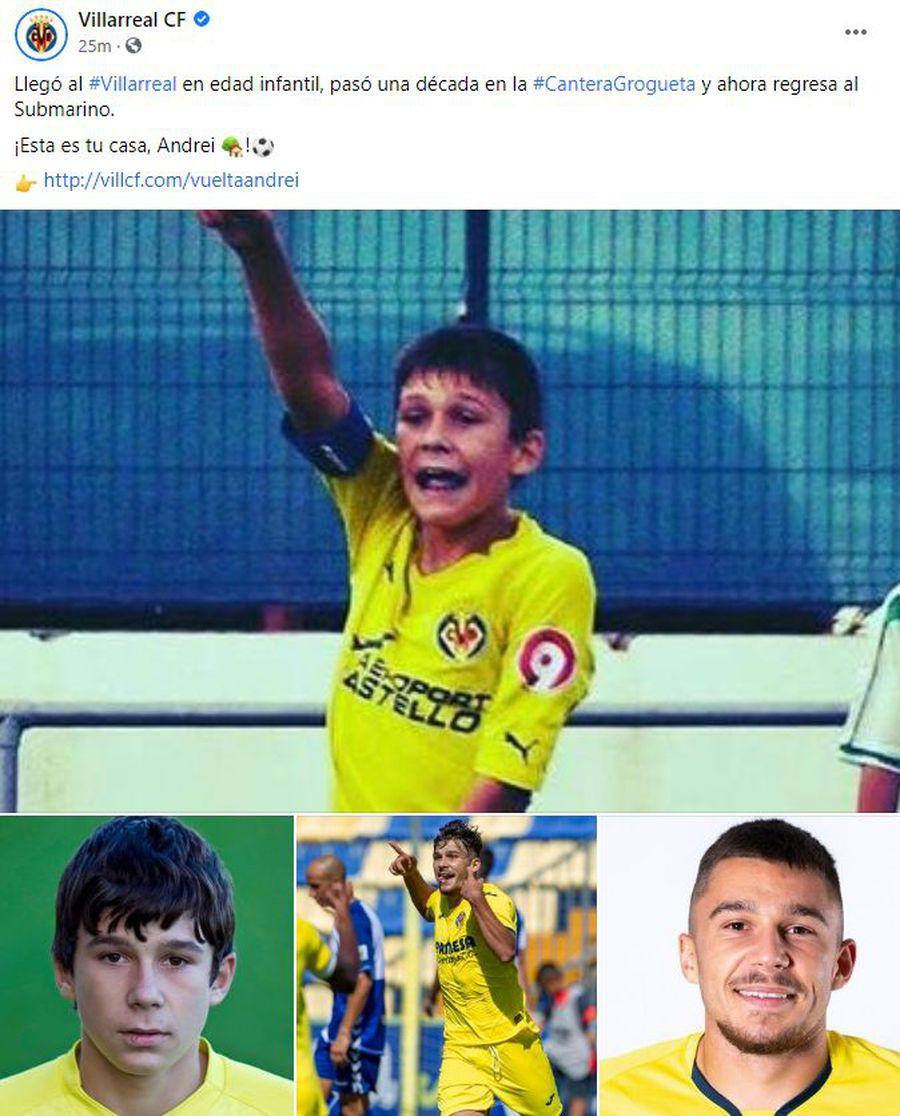 """Românul care revine în La Liga, prezentare emoționantă: """"Aici e casa ta!"""" » A fost în vizorul lui Real Madrid și al Barcelonei"""