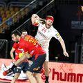 Mikkel Hansen, din nou erou pentru Danemarca FOTO IHF