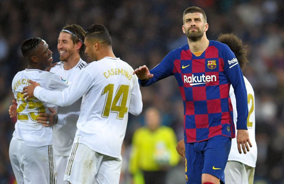 Real Madrid - Barcelona // sursă foto: Guliver/gettyimages