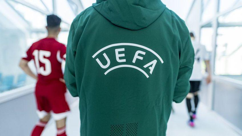 Aleksander Ceferin e președintele UEFA din septembrie 2016