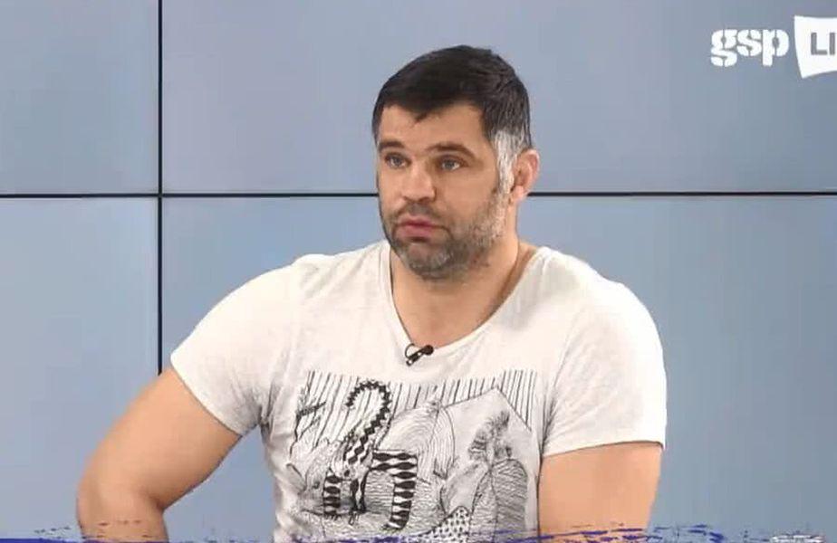 63 de victorii are Daniel Ghiță în kickboxing