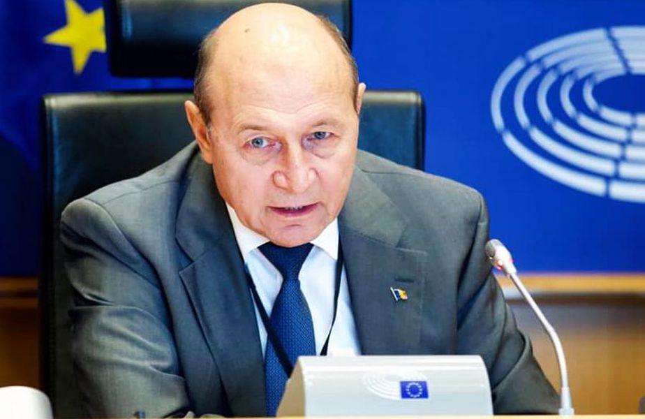 Traian Băsescu a fost președinte al României între 2004 și 2014. Sursă foto: Facebook