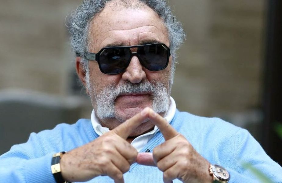 Ion Țiriac e cel mai bogat român. Sursă foto: GSP