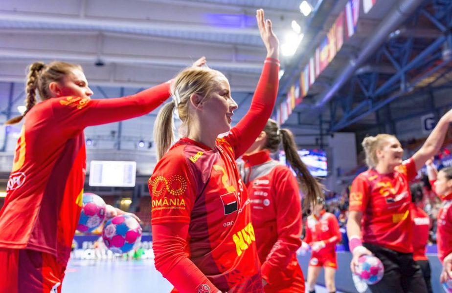 Aneta Udriștoiu spune adio echipei naționale. FOTO: fanhandbal.ro