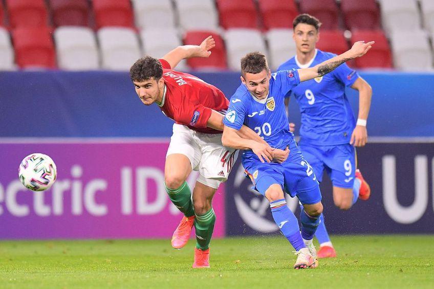 Ungaria - România 1-2
