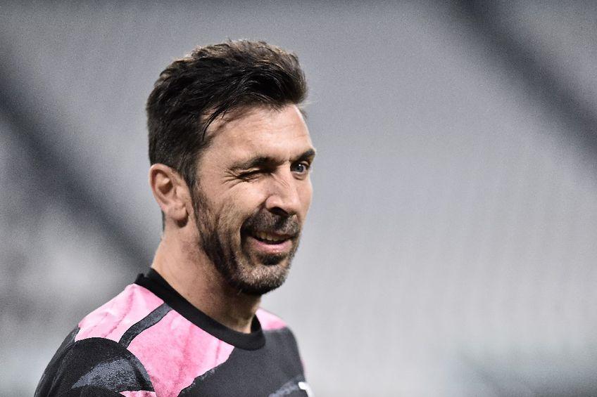 Gianluigi Buffon FOTO Reuters