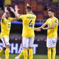 Mario Camora a fost criticat pentru prestația din meciul cu Germania. Sursă foto: frf.ro