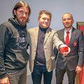 """Frații Igor și Grigori Surkis au primit carduri de membri Elite DDB, pentru ajutorul acordat """"câinilor"""""""