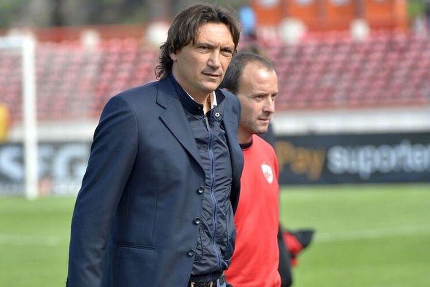 Dario Bonetti e chemat de fani la Dinamo