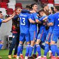 România U21 luptă pentru calificarea în sferturile Europeanului. FOTO: Raed Krishan