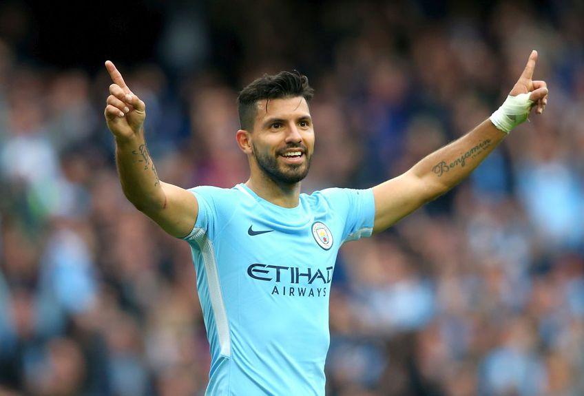 Manchester City a confirmat despărțirea de Sergio Aguero
