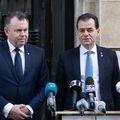 Nelu Tătaru, alături de premierul Ludovic Orban // FOTO: facebook.com/guv.ro/