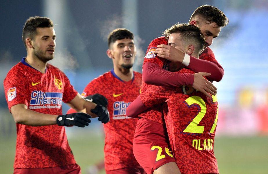 Botoșani și FCSB s-au înțeles în mare pentru transferul lui Andrei Chindriș