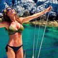 Ilinca Vandici a fost într-o relație cu Ciprian Marica. Sursă foto: Instagram Ilinca Vandici