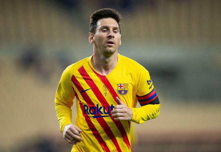 Leo Messi, tentat să își prelungească înțelegerea cu Barcelona. Foto: Imago