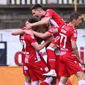 Dinamo - FC Voluntari. FOTO: Raed Krishan (GSP)