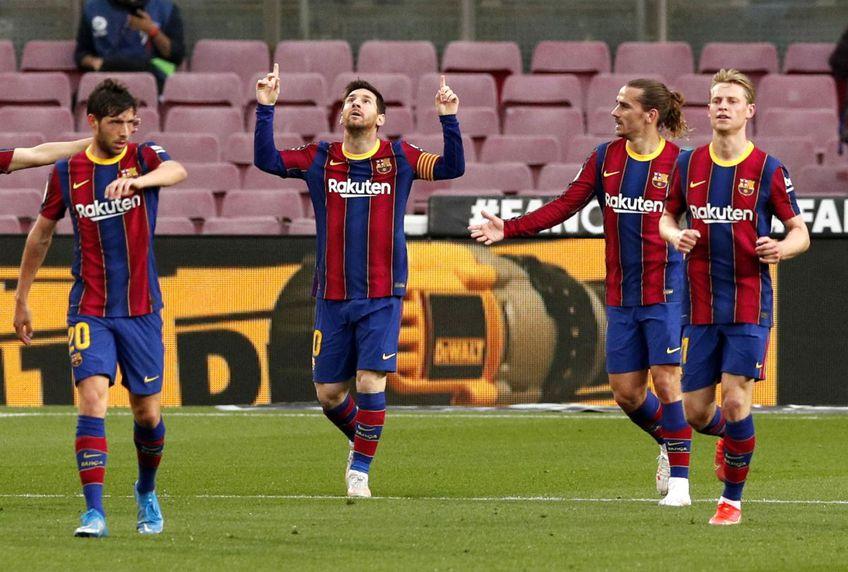 Barcelona și Granada se întâlnesc ACUM, în runda #33 din La Liga. Meciul a început la 20:00, poate fi urmărit în format liveTEXT pe GSP.ro @Reuters