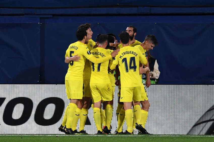 Villarreal a învins-o pe Arsenal, scor 2-1, în turul semifinalei UEFA Europa League.