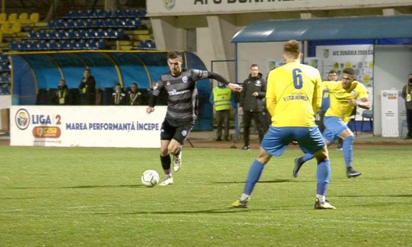 În primul meci al etapei a 6-a, ASU Poli Timișoara joacă acasă cu Dunărea Călăraș
