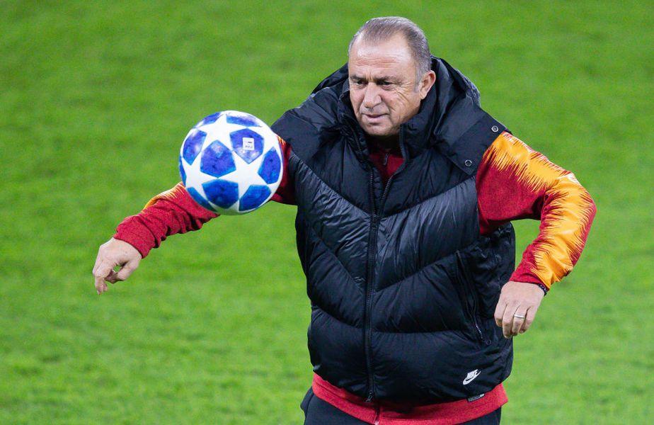 Fatih Terim îl vrea pe Vlad Dragomir
