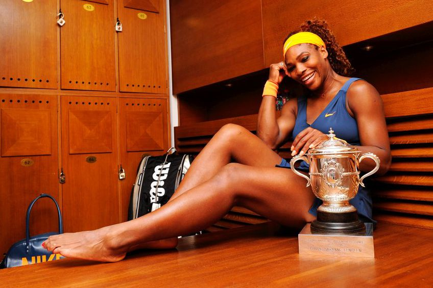 Serena Williams. foto: Guliver/Getty Images