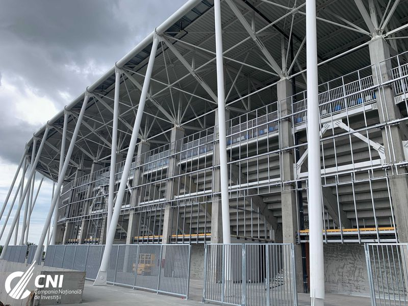 FOTO Stadioane - Arcul de Triumf, Ghencea, Giulești