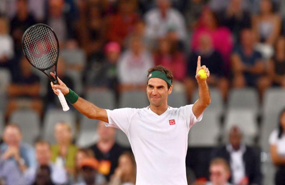Roger Federer e primul în topul Forbes