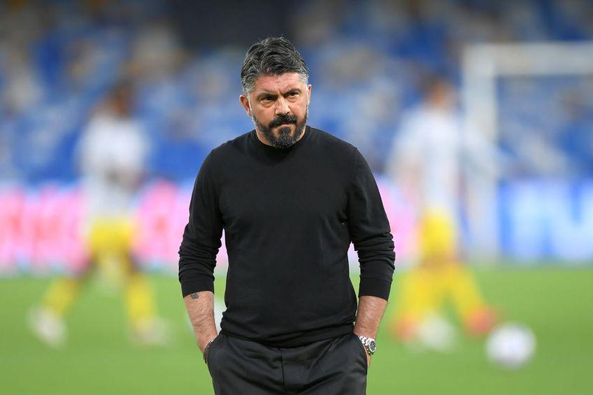 Gennaro Gattuso, ex-antrenor Napoli // foto: Guliver/gettyimages