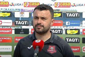 """""""Nu merităm să rămânem în Liga 1!"""" » Discurs dur după Mioveni - Hermannstadt"""