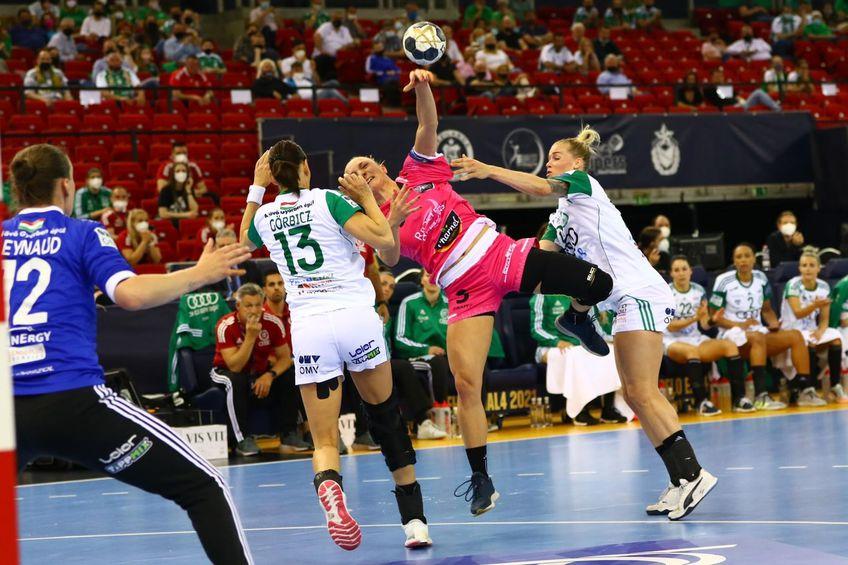 Brest - Gyor 23-23 (4-2 după 7m) FOTO: facebook.com/BBHOfficiel
