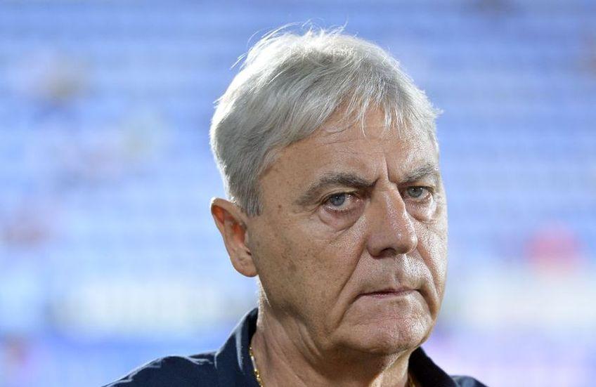 Sorin Cârțu nu a prins pe stadion finalul meciului CFR Cluj - Craiova 2-3