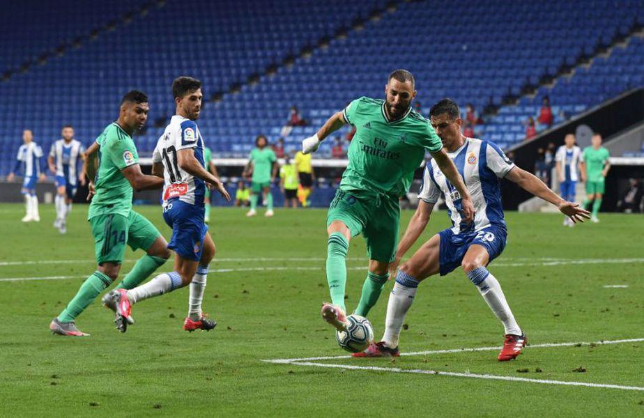 32 de goluri a influențat Karim Benzema în acest sezon pentru Real Madrid // Sursă foto: Getty
