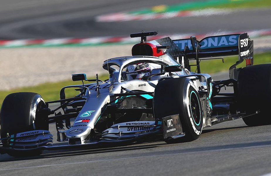 Așa arată monopostul Mercedes în mod normal // foto: Guliver/GettyImages